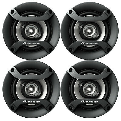 "4 X Polk Audio 5.25"" Inch Coaxial Marine Boat Car Audio Stereo Speaker 135 Watt"