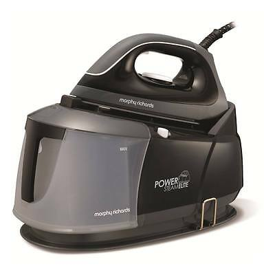 Morphy Richards 332004 Corded Power Steam Elite Steam Generator Iron with 2400W