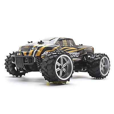 1:16 Electric RC 2WD Car Off Road High Speed Remote Control Car Model Xmas Gift