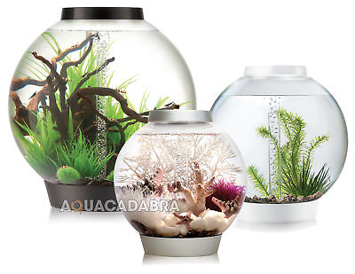 OASE biOrb CLASSIC MCR AQUARIUMS MULTI-COLOUR LED 15L 30L 60L 105L FISH TANKS