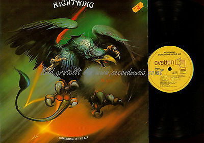 Lp--Nightwing Something In The Air // 146220