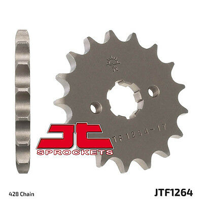 JT JTF1264-15 15T/Tooth Front Gear Box Motorcycle Sprocket Honda CB125 F 15-16