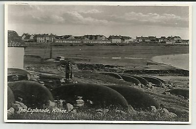 irish postcard ireland clare the esplenade kilkee