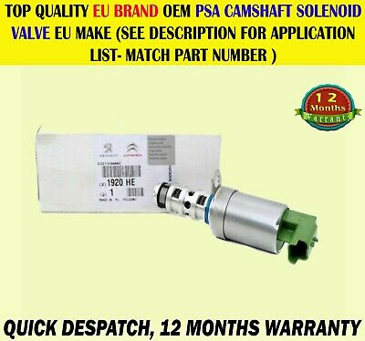 For Toyota Altezza Lexus Is200 2.0 1Gfe 99 Camshaft Vvti Variable Solenoid Valve