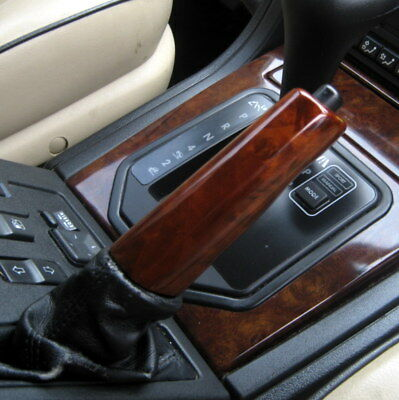 WALNUT wood Hand Brake Sleeve for Range Rover p38 Autobiography Interior
