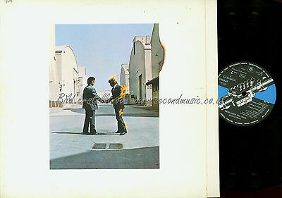 Lp--Pink Floyd Wish You Were Here // Ois // Germany