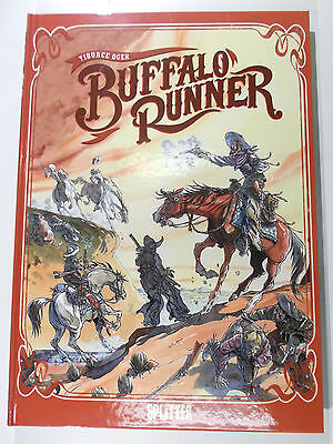 BUFFALO RUNNER  ( Splitter Hardcover )