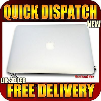 """Apple Macbook Pro A1502 Retina 13"""" Screen LCD Full Top Assembly Early 2015"""