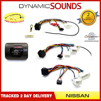CTS-UNI-NISSAN Universal Steering Wheel Interface with Harness for Nissan