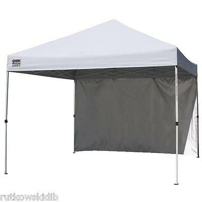 10 x 10-Foot White Commercial C100 Canopy Provides 100-SQFT Of Shade