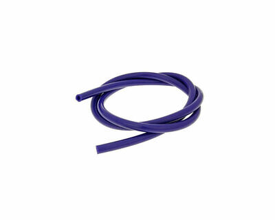 AJS Modena 50 1m x 5mm Purple Fuel Pipe Line