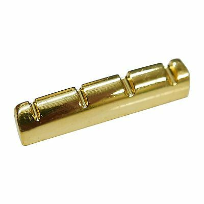 Brass Nut for 4 String Electric Bass Guitars 43mm