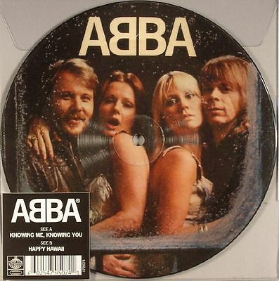 """ABBA - Knowing Me Knowing You: 40th Anniversary Edition - Vinyl (7"""")"""