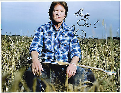 REPRINT - JOHN FOGERTY 1 Creedence CCR autographed signed photo copy replica RP