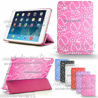 New Smart Stand Leather Case Cover For Apple iPad 2 3 4 mini 4 Air 2 Air