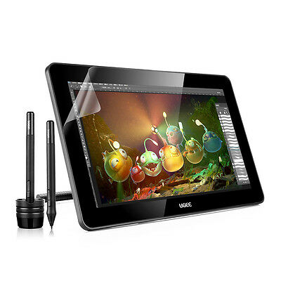 Ugee 15.6 Inches HK1560 IPS Display Graphics Monitor Drawing Pen Tablet 5080LPI
