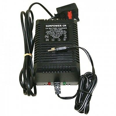 NEW Angling Technics Deluxe Battery Mains Charger for Bait Boat