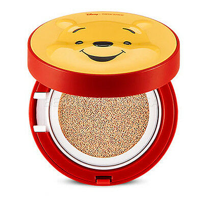 [THE FACE SHOP] Disney CC Cooling Cushion [SPF42/PA+++] 3 Color 15g / Pooh