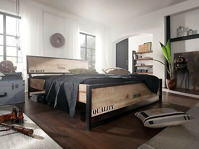 bett doppelbett vollholz boxspringbett 200x200 cm eur 39 00 picclick de. Black Bedroom Furniture Sets. Home Design Ideas