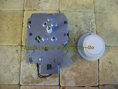 No-USA-Import-Charges - Whirlpool Mfg. Washer Timer Control 3948845A
