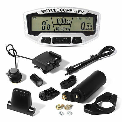 SUNDING Sport Cycling Odometer Speedometer Computer For Bicycle Enthusiasts