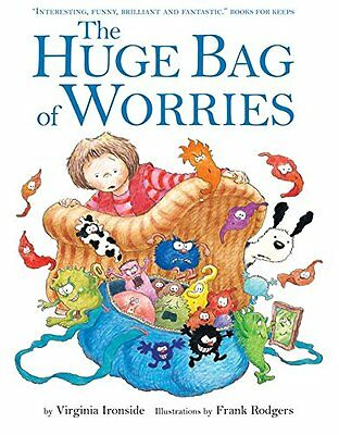The Huge Bag of Worries - Book by Virginia Ironside (Paperback, 2011)