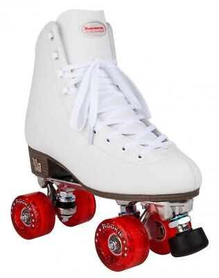 Rookie Classic Roller II Skates - White Rollerskates
