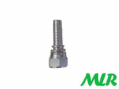 MOCAL HEF7-6 -6JIC CARBURANT/DURITE HUILE TUBE RACCORD UNION POUR 1cm 10mm