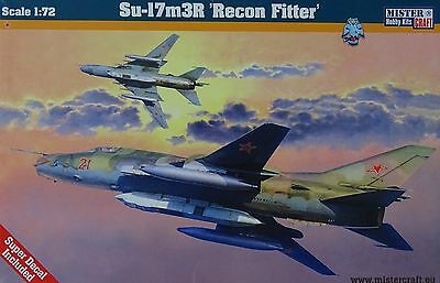"MISTERCRAFT® 040192 Su-17m3R ""Recon Fitter"" in 1:72"