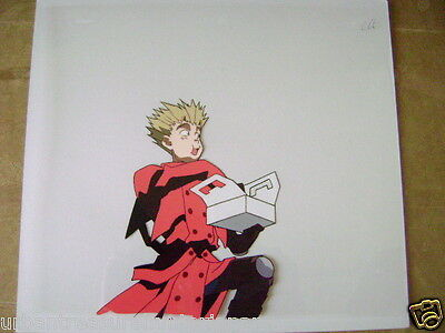 Trigun Vash The Stampede Anime Production Cel 14