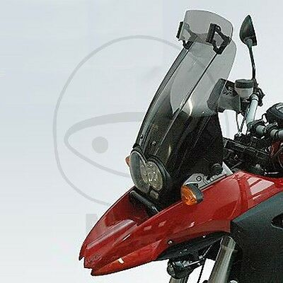 For BMW R 1200 GS ABS 2005 MRA Adjustable Touring Screen Smoke Grey