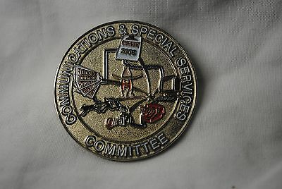 2008 Houston Livestock Show and Rodeo committee pin, excellent