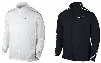 Men's Nike Jacket Impossibly Light Running Feather Weight New $100 Msrp
