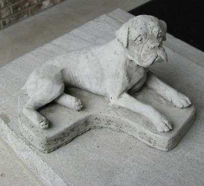 Concrete Boxer Statue Or Use As A Monument