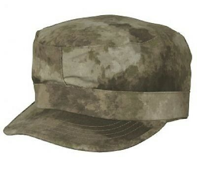 US ARMY MILITARY A-TACS Battle Rip Tactical Combat Patrol Cap Mütze Hat ATACS