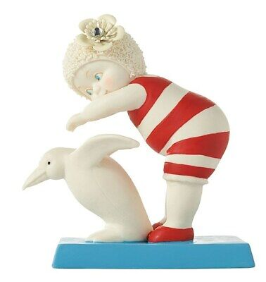 Dept 56 Snowbabies Diving In Deep BRAND NEW Free Shipping