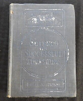"""1911 J I Case """"science Of Successful Threshing"""" Thresher Steam Traction Engine"""