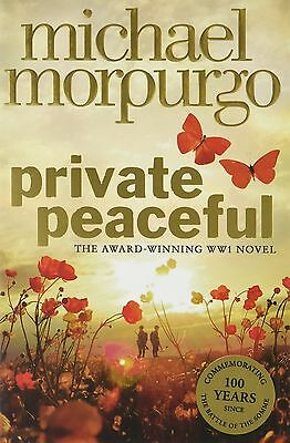 Private Peaceful - Book by Michael Morpurgo (Paperback, 2016)