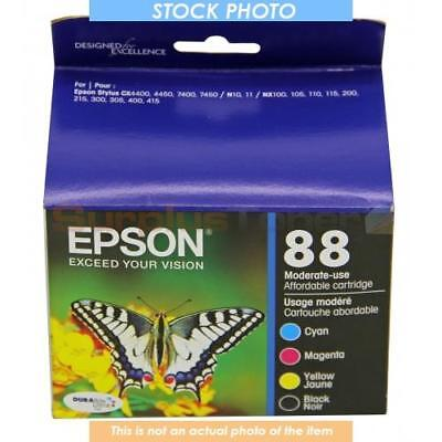 C13T088620 Epson 88 Ink Cartridge Cmyk 4Pack
