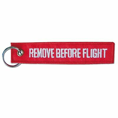 Llavero  REMOVE BEFORE FLIGHT
