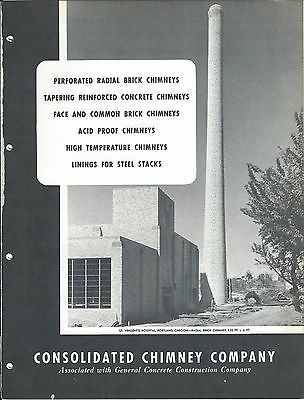 Equipment Brochure - Consolidated Chimney - Stacks (E3316)