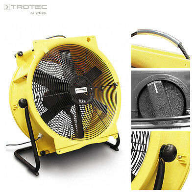TROTEC TTV 7000 Axial Fan, Fan Blower