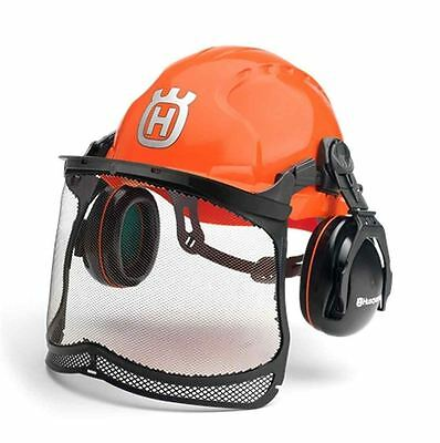 Husqvarna Forestry Chainsaw Safety Helmet Kit Defenders & Visor 580 75 43-01