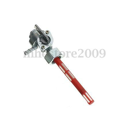 14mm Gas Petcock Fuel Tap Valve Switch Pump Petcock For Honda Suzuki Yamaha