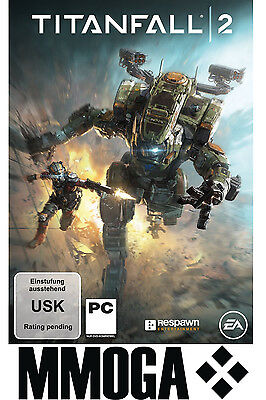 Titanfall 2 II Key - EA Origin Digital Download Code - PC Standard Version EU/DE