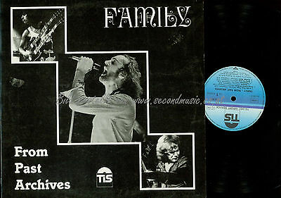 LP--Family – From Past Archives // GERMANY  TIS 8106AS