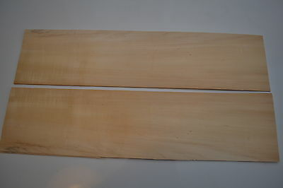 Lot 6 Marronnier 60 x 14 cm  ép 0.6mm (placage marqueteria, Lutherie luthier)ib