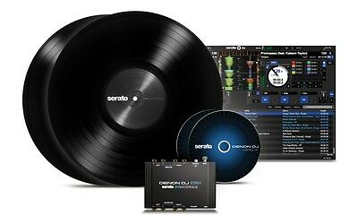 Denon Dj Ds1 Interfaccia Audio Per Vinili Digitali Serato