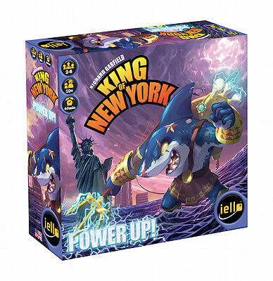 King of New York: Power Up! by IELLO