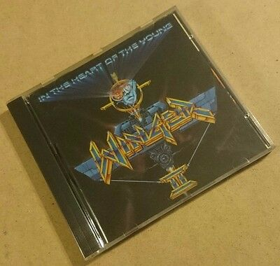◆Fs◆Winger「In The Heart Of The Young」Japan Rare Cd Ex◆Amcy-120